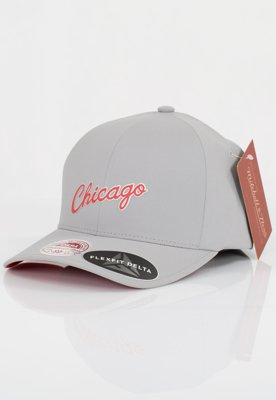 Czapka Flexfit Mitchell & Ness NBA Delta Chicago Bulls