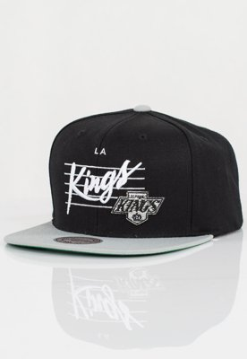 Snap Mitchell & Ness NBA Cursive Csript Logo Kings
