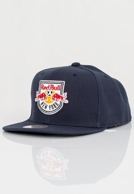Czapka Snapback Mitchell & Ness NBA Wool Solid Red Bull