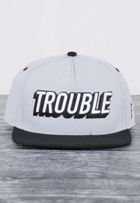 Snap Cayler & Sons Trouble szary