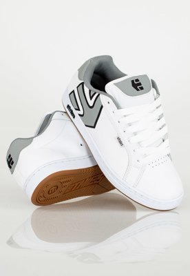 Buty Etnies Fader White Grey Gum