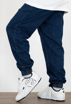 Spodnie SSG Joggery Regular Z Gumą Tag Jeans medium