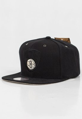 Czapka Snapback Mitchell & Ness NBA Swift Brooklyn Nets