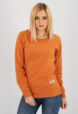 Bluza Diamante Wear Basic karmelowa