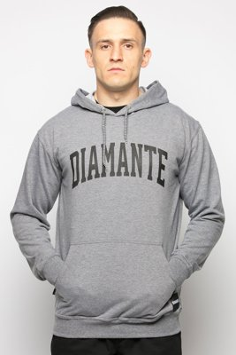 Bluza Diamante Wear College szara