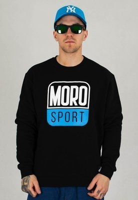 Bluza Moro Sport Simple czarna