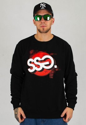 Bluza SSG Graffiti Circle czarna