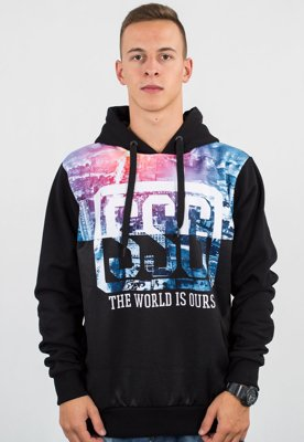 Bluza SSG Part City czarna