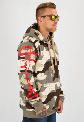Bluza Stoprocent Tagsleeve camo