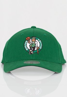 Czapka Flexfit Mitchell & Ness NBA 110 Low Pro Boston Celtics