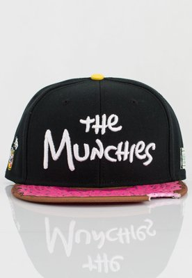 Czapka Snapback Cayler & Sons Munchies