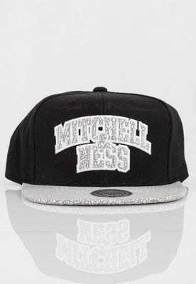 Czapka Snapback Mitchell & Ness NBA Cracked Iridescent Brand