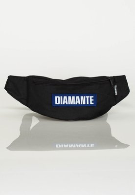 Nerka Diamante Wear Blue Logo czarna