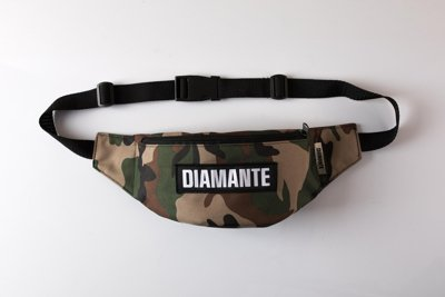Nerka Diamante Wear Diamante Black Logo camo