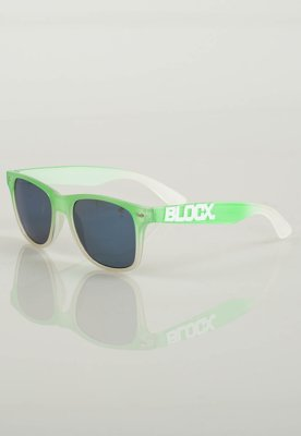 Okulary Blocx Classic Ombre 213 zielone