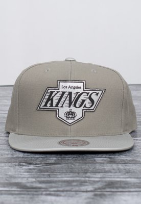 Snap Mitchell & Ness NBA Serve LA Lakers szary