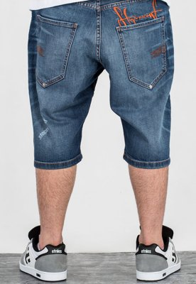 Spodenki Stoprocent Stamp Short Jeans
