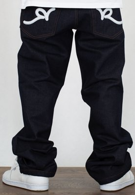 Spodnie Rocawear Crime Jeans Raw Japan