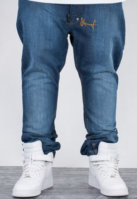 Spodnie Stoprocent Slim Low True Jeans