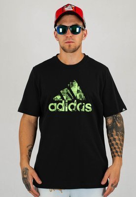 T-shirt Adidas M Photo Logo Tee GD5878 czarny