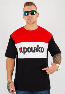 T-shirt El Polako Elpo New czarny