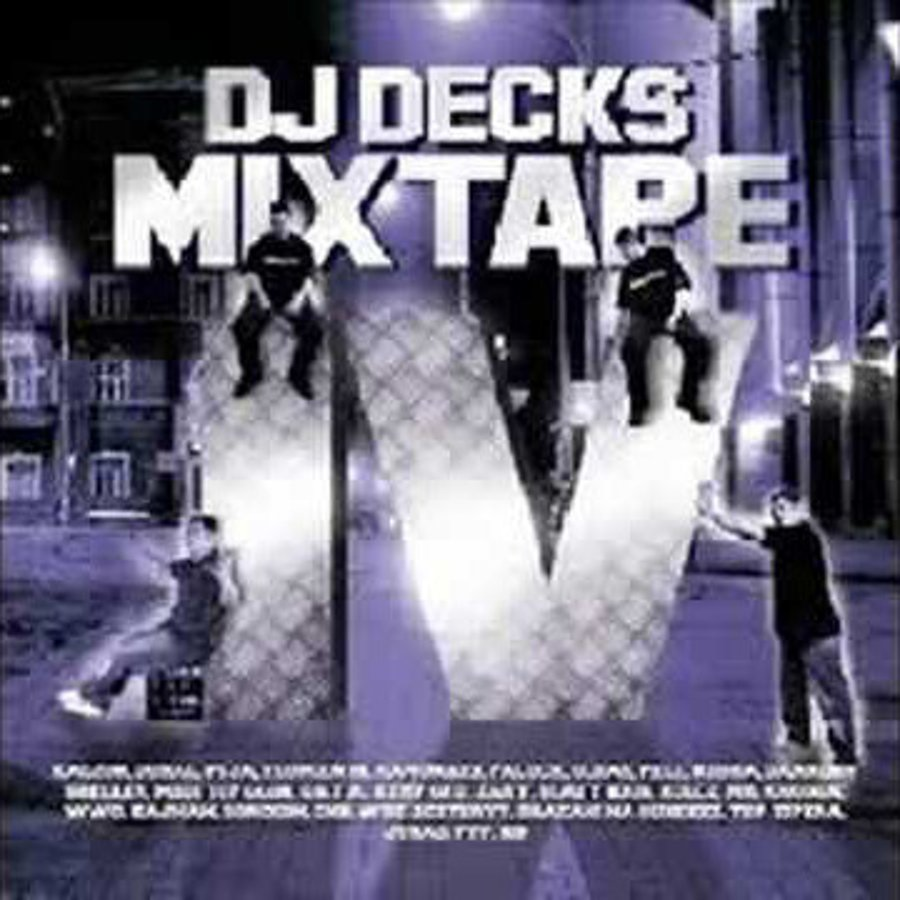 "DJ Decks ""Mixtape vol. 4"""