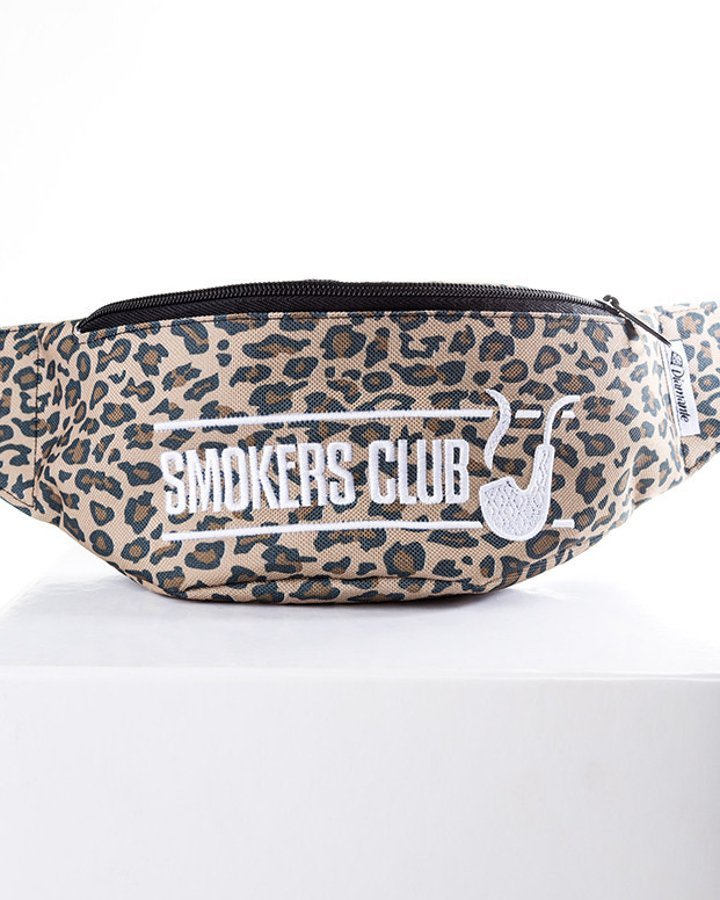 Nerka Diamante Wear Smokers Club leopard