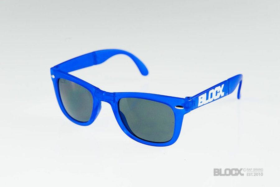 Okulary Blocx Classic Blue Gadget 142