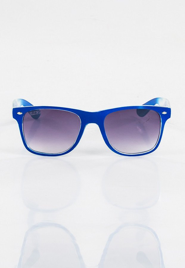 Okulary Blocx Clear X Blue 20