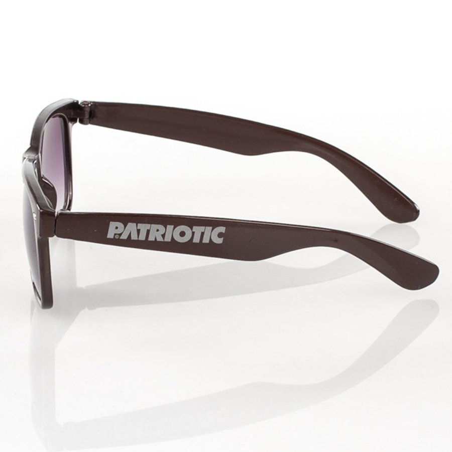 Okulary Patriotic Classic Glass Brown 3216