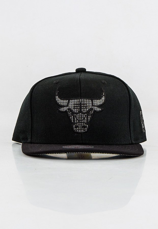 Snap Mitchell & Ness NBA Lustrous Chicago Bulls