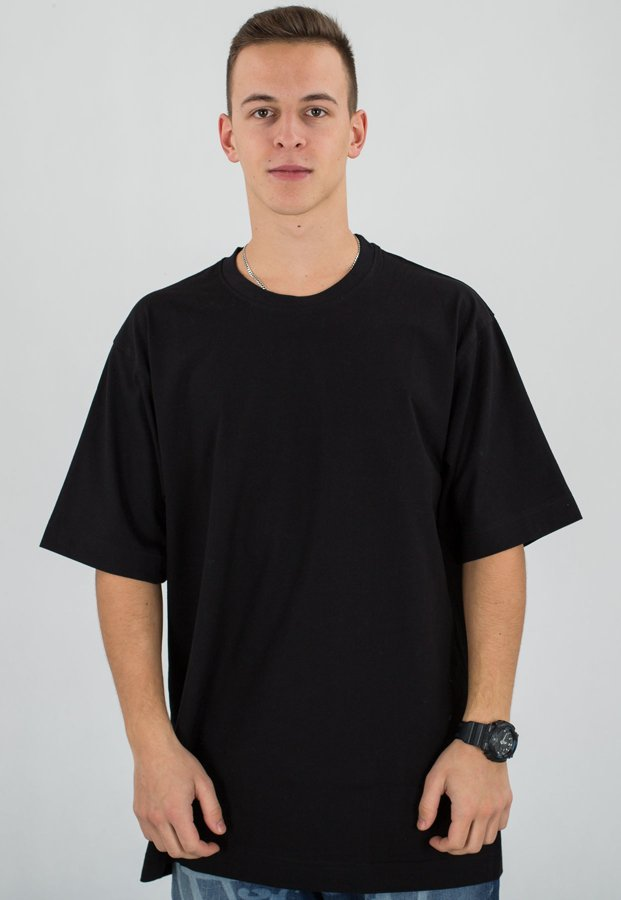 T-shirt Stoprocent Baggy Base czarny