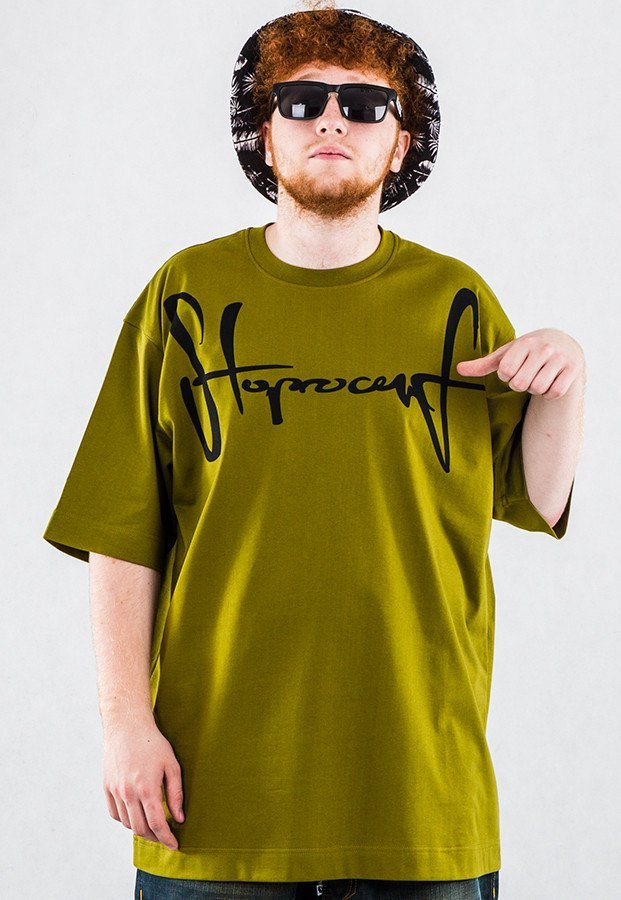 T-shirt Stoprocent Tag 15 khaki