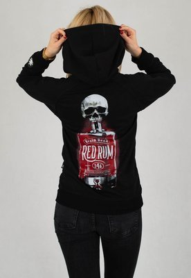 Bluza Brain Dead Familia Bottle czarna