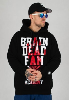 Bluza Brain Dead Familia Occult Academy Blood czarna