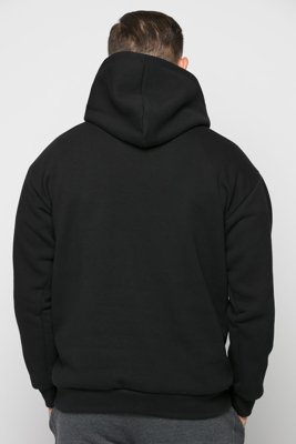 Bluza Diamante Wear No Smoking czarna