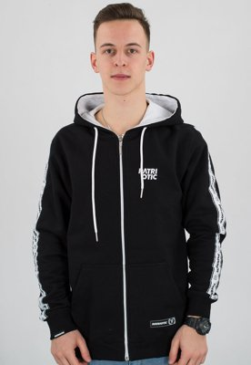 Bluza Patriotic Zip CLS Shade Tape czarna