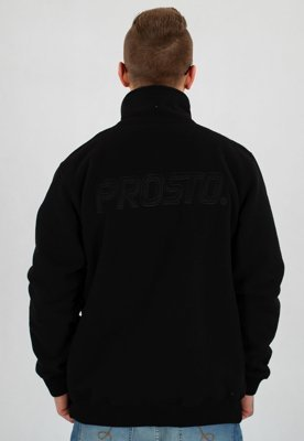 Bluza Prosto Fleece Top Heated  czarna