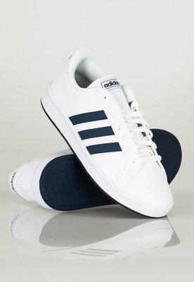 Buty Adidas Grand Court Base FY8568 białe