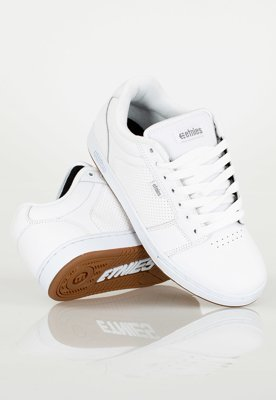 Buty Etnies Barge XL White