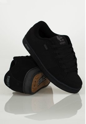 Buty Etnies Barge XL black