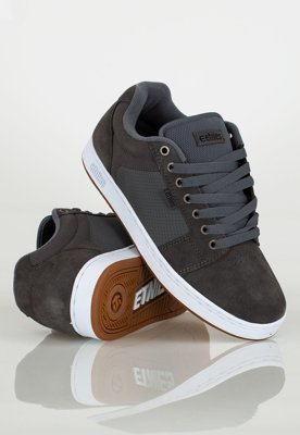 Buty Etnies Barge XL grey white