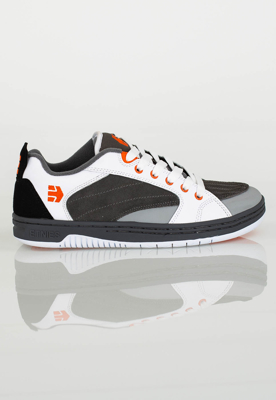 Buty Etnies Czar Grey White Orange