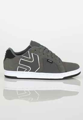 Buty Etnies Fader 2 Dark Grey Black White