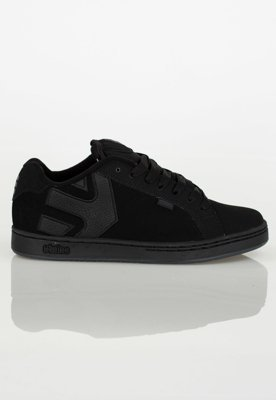 Buty Etnies Fader Black Dirty Wash