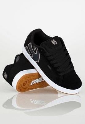 Buty Etnies Fader Black Navy Grey