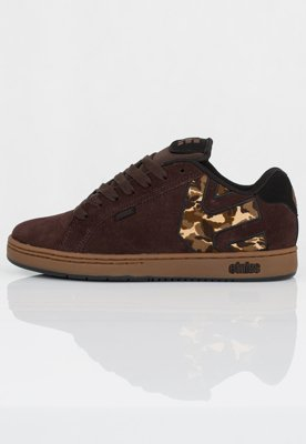 Buty Etnies Fader Brown Black Gum