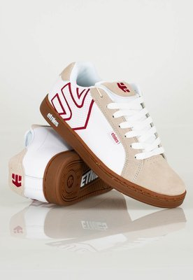 Buty Etnies Fader White/Tan