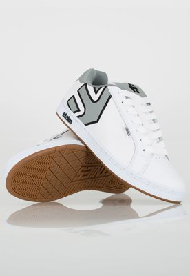 Buty Etnies Fader white/grey/gum