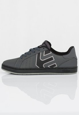 Buty Etnies Faderls LS dark grey white